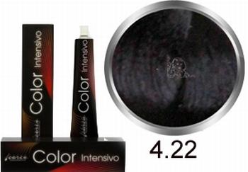 Carin Color Intensivo Nr. 4.22 mittelbraun extra violett