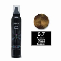 Carin Color Mousse - 200 ml - 6.7 Kastanie