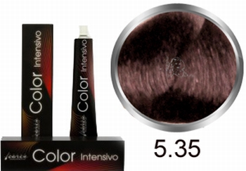 Carin Color Intensivo No. 5.35 light brown gold mahogany
