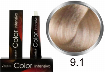 Carin  Color Intensivo nr  9,1 zeer lichtblond as