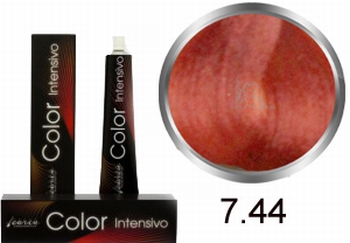 Carin Color Intensivo No. 7.44 middle-blond extra copper