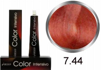 Carin  Color Intensivo nr 7,44 middenblond extra koper