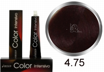 Carin Color Intensivo No. 4.75 middle brown chestnut mahogan
