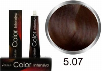 Carin Color Intensivo No. 5.07 light brown nature chestnut