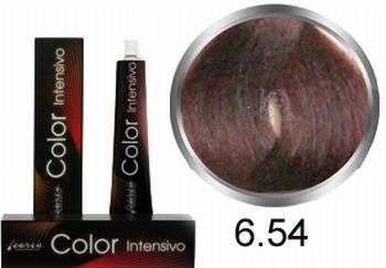 Carin  Color Intensivo nr 6,54 donkerblond mahonie koper