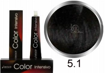 Carin  Color Intensivo nr 5,1 lichtbruin as
