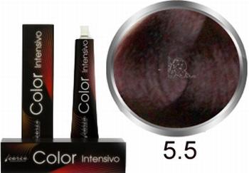 Carin Color Intensivo No. 5.5 light brown mahogany