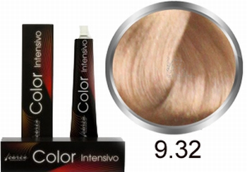 Carin Color Intensivo No. 9.32 very light-blonde gold violet