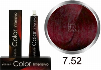 Carin Color Intensivo No 7,52 middle-blond mahogany violet