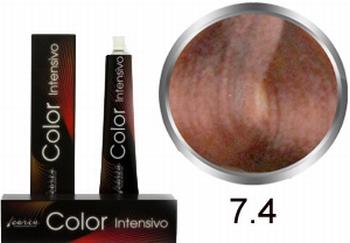 Carin  Color Intensivo nr 7,4 middenblond koper