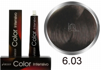 Carin  Color Intensivo nr 6,03 donkerblond natuur goud