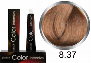 Carin Color Intensivo No 8.37 light blonde gold chestnut