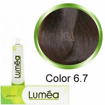 Carin  Lumea nr 6.7 - dark blonde chestnut