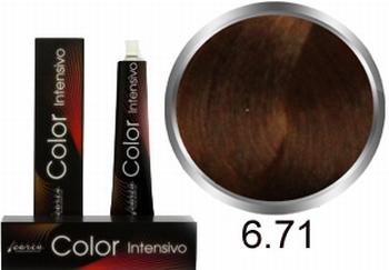Carin  Color Intensivo nr 6,71 donkerblond kastanje as
