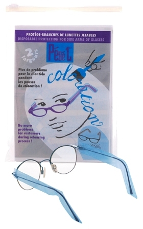 Brillenarm beschermset.