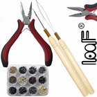 Microring starting tool set 7
