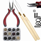 Microring starting tool set 8