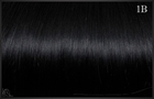 Ring On (I-tip) extensions, 50 cm., Color: 1B