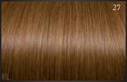 Ring On (I-tip) extensions,Kleur 27 (Mi- Goud Blond), 50 cm