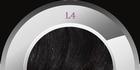 Thermofibre rebound straight extensions 60 cm., kleur L4