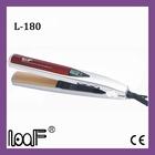Loof LCD 100%Pure Ceramic straightener