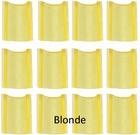 Virginlengths Keratine rebounds, U-type, Blond