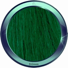 Original Socap natural straight 50 cm. Kleur: DARK GREEN
