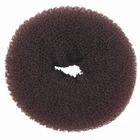 Haarknot ring small, kleur: Bruin