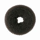Haarknot ring small, kleur: Zwart