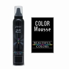 Carin Color Mousse - 200 ml - 1 Zwart