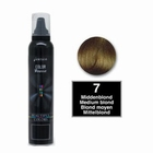Carin Color Mousse - 200 ml - 7 Medium blond
