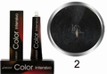 Carin  Color Intensivo nr 2 bruinzwart
