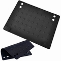 Pro Heat protection mat, color: Black