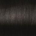 Human Hair extensions straight 40 cm, 0,5 gram, kleur: 1B