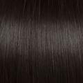 Human Hair extensions straight 40 cm, 0,5 gram, kleur: 2