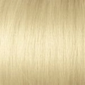 Human Hair  extensions straight 40 cm, 0,5 gram, Color: 1001