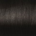 Human Hair  extensions straight 50 cm, 0,5 gram, Color: 1B
