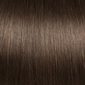 Human Hair  extensions straight 50 cm, 0,5 gram, Color: 4