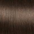 Human Hair extensions straight 60 cm, 1,0 gram, kleur: 4