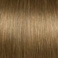 Human Hair extensions wavy 50 cm, 0,8 gram, kleur: 10