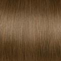 Human Hair extensions wavy 50 cm, 0,8 gram, kleur: 12