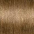 Human Hair extensions straight 50 cm, 0,5 gram, kleur: 14