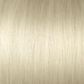 Human Hair  extensions straight 50 cm, 0,5 gram, Co: 1001ASH