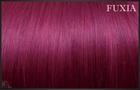 EuroSo.Cap Crazy color extensions, 50-55 cm.-Fucsia