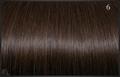 Classic Weft 50/55 cm, kleur 6 (Chocoladebruin)