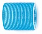 Velcro curlers  Light Blue Ø55 mm.