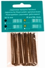 Japanese Hairpins. Colour: Bronz