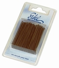 Straight Hairgrips. Farbe: Bronze