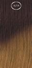 Eurosocap Ombre extensions, lengte: 50 cm. Kleur 4/14