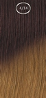 Eurosocap Ombre Extensions, Lang:50 cm., Farbe 4/14
